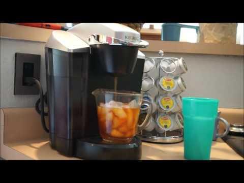 Lipton K Cup Packs, Iced Tea Lemonade Review
