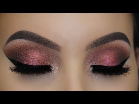 Smokey Glam Cat Eye Makeup Tutorial