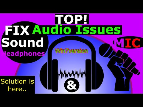 How to Fix Sound on Computer Headphones or Speakers | Tutorial for Beginners