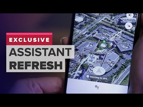 Google Assistant new features