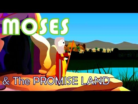 Why was Moses not allowed to enter the Promised Land?