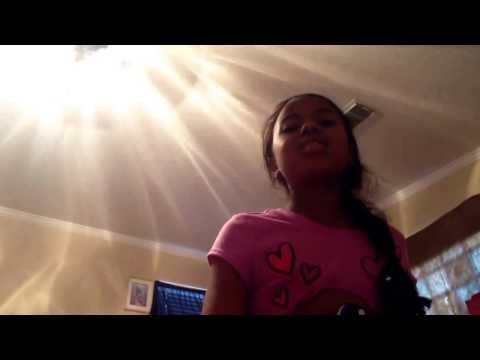 Jhada Williams singing how did I get there from here by:China Anne Mclaine