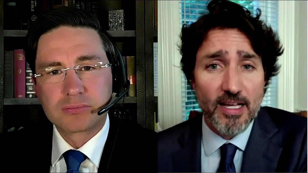 'Nobody believes you': Poilievre grills Trudeau as he testifies over WE Charity controversy