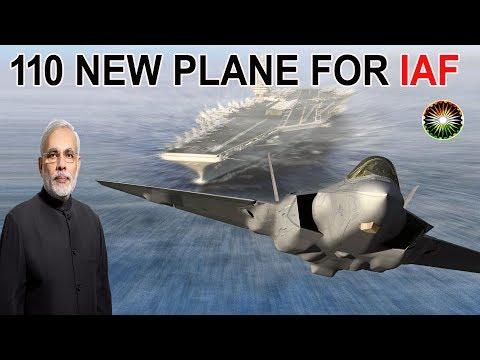 भारत सरकार 110 NEW Fighter Plane को खरीद कर जंग की टाइम में चीन और पाकिस्तान  को  देगी कड़ा जवाब