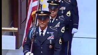 Robert E. Thorpe Ceremony - Rhode Island