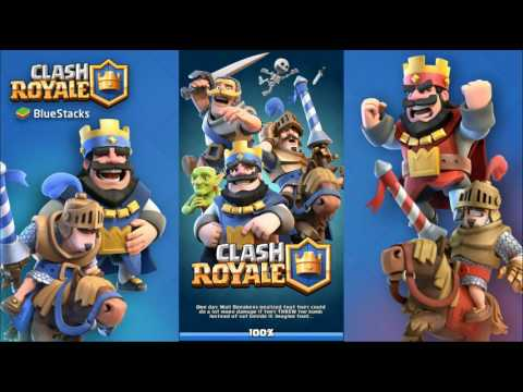 Clash Royale Second Account Started!!