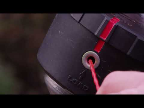 Milwaukee® M18 FUEL™ String Trimmer  Easy Load Trimmer Head Line Replacement