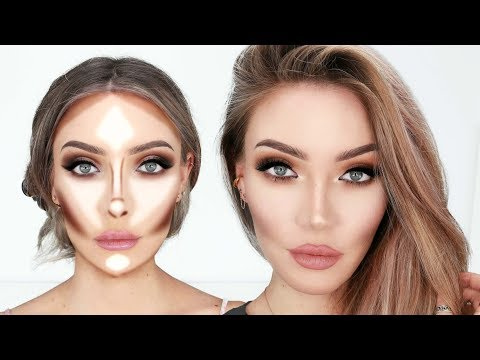 Pale Skin Contouring & Best Products To Use | STEPHANIE LANGE
