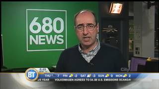 Video: Canadian dollar at three-month high
