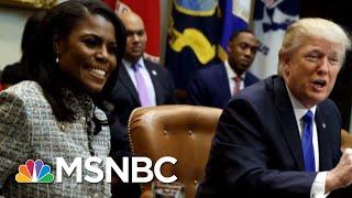 President Trump Calls Omarosa Manigault