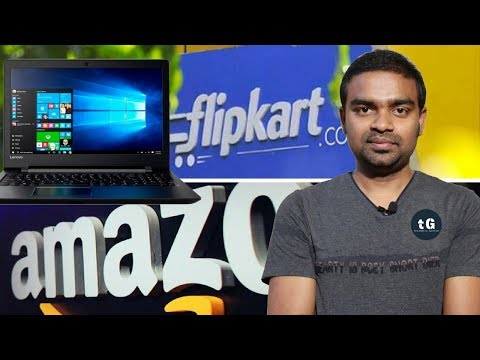 Pick Top Laptop from Flipkart & Amazon - Start from 10K to 50K - My Selection