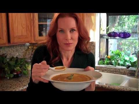 Sorta Healthy - Butternut Squash Soup