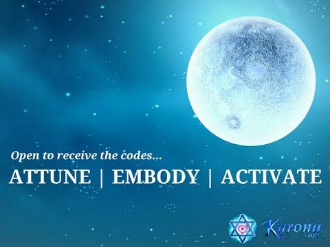 Aquarius Full Moon Activation - 5 Minutes of Power!