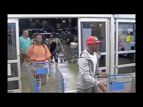 Stolen Credit Card used at Walmart