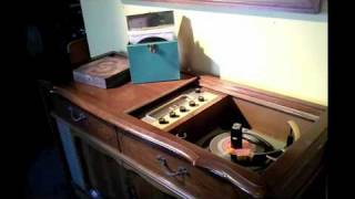 """The Midniters """"evil Love"""" On The Magnavox Imperial Micromatic Hi-fi"""