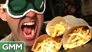 Download Blind French Fry Taste Test Video
