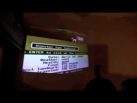 Reidab Powerpoint Karaoke Makerlab #2