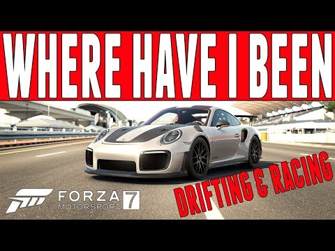 Forza 7 DRIFTING IN DUBAI  : Porsche 911 GT2 RS Saudi Drifting - Where Have I Been?