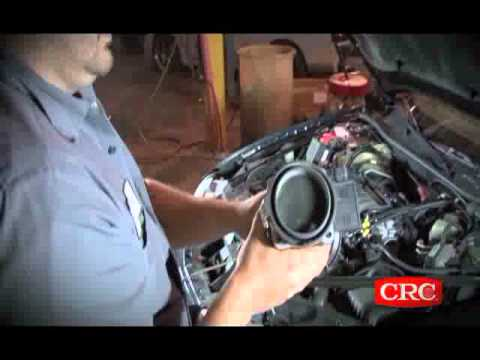 How To Clean Your Mass Air Flow Sensor - CRC