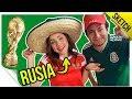Si Las Selecciones del Mundial Rusia 2018 Fueran Personas | SKETCH | QueParió!