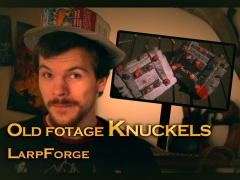 Old footage of how to make knuckles!