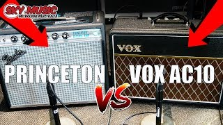 One of the Greatest Vox Amps Ever! 1965 Vox UL710 - Vidly xyz