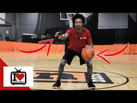How To Dribble Better And Make LayUps With Weak Hand In Basketball!
