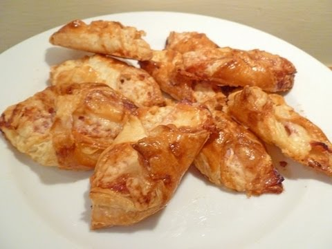 Cheese & Ham Turnovers Cook-Along Video