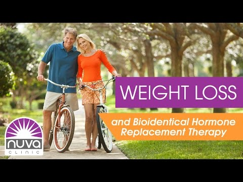 Weight Loss and Management with Bioidentical Hormone Replacement Therapy
