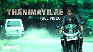 Ivan Vera Mathiri - Thanimayilae Video   Vikram Prabhu, Surabhi   C. Sathya