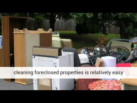 Foreclosure Cleaning Guide