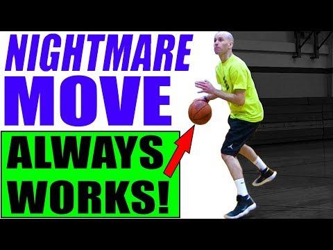 Basketball Move That ALWAYS WORKS! Break Ankles & Beat Defenders!