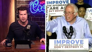 Bernie Compares Trumpcare to 9/11!? | Louder With Crowder
