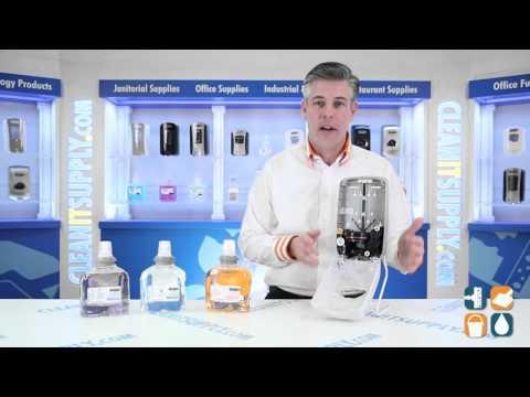 Gojo 274012 TFX Touch-Free Foaming Hand Soap Dispenser