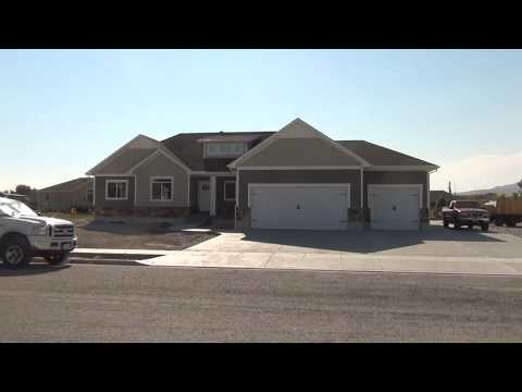 New Tremonton house