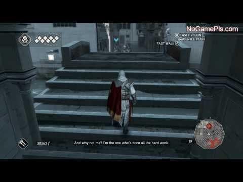 Assassin's Creed II 2 Walkthrough 50 Birds of a Feather, Venice
