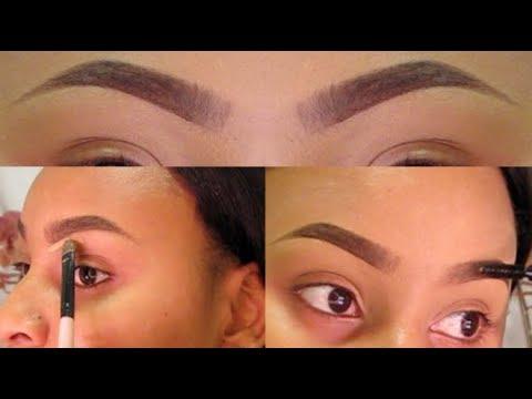 Easy Eyebrow Tutorial | Get Perfect Eyebrows