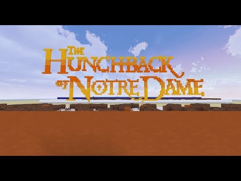 The Hunchback Of Notre Dame - Hellfire [Minecraft Noteblocks]