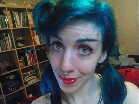How to dye your hair TEAL (ion color brilliance brights)