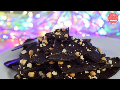 Sea Salt Chocolate Bark  - Christmas Special │Episode 087│ I'll Eat For Food - 2017 Rewind