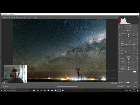 How to: Edit star / astro photos in Adobe Photoshop