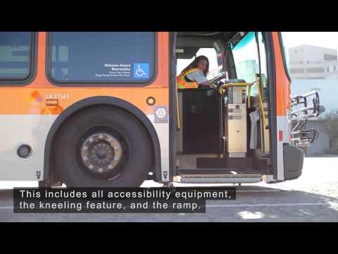 Metro Pre-checks Each Bus