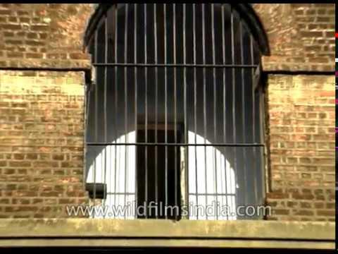 Cellular Jail in Andaman and Nicobar Islands, India