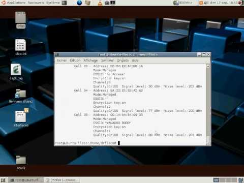 How to crack wifi wpa Access Point (test your own wireless network)
