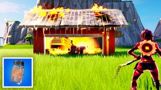 How to get *FIRE DAMAGE* in Fortnite Creative Season 3