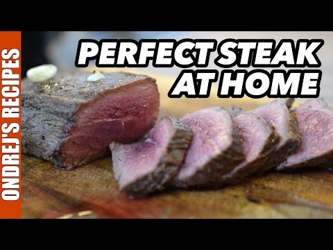 How to Cook a Steak in the Oven | Cooking Perfect Flank Steak At Home (Broiling Method)