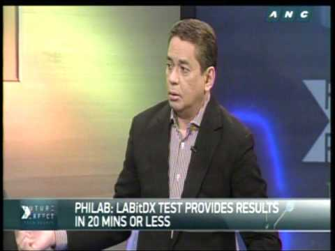 WATCH: Dengue detection made simpler with home-testing kit