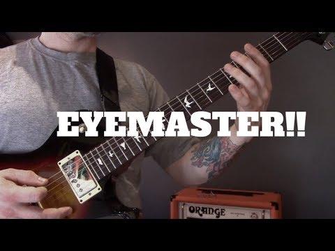 Entombed - Eyemaster Guitar Lesson