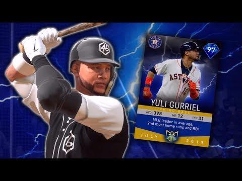 Xxx Mp4 POTM YULI GURRIEL DEBUT MLB The Show 19 Diamond Dynasty 3gp Sex