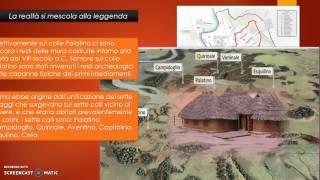 la fondazione di Roma tra storia e leggenda